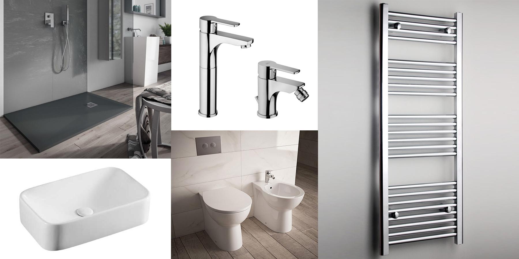 Come realizzare un bagno low cost: ecco alcuni trucchi