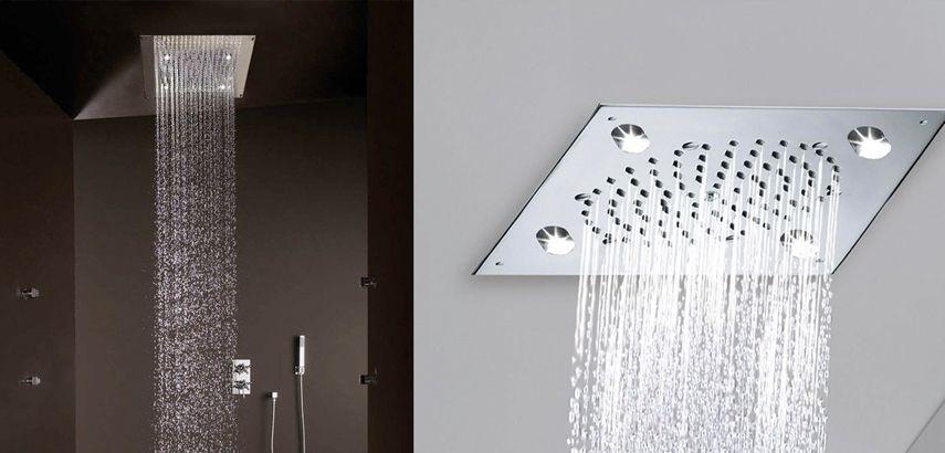 Soffioni doccia: ti aiutiamo a scegliere quello giusto