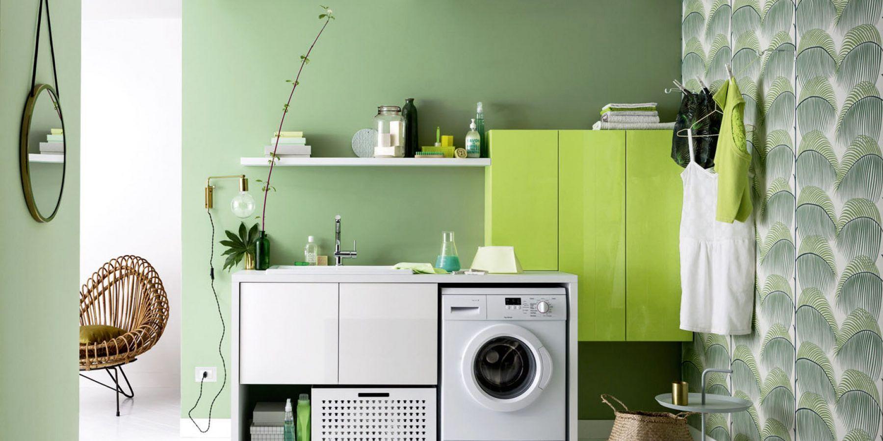 Zona lavanderia: come organizzarlo al meglio