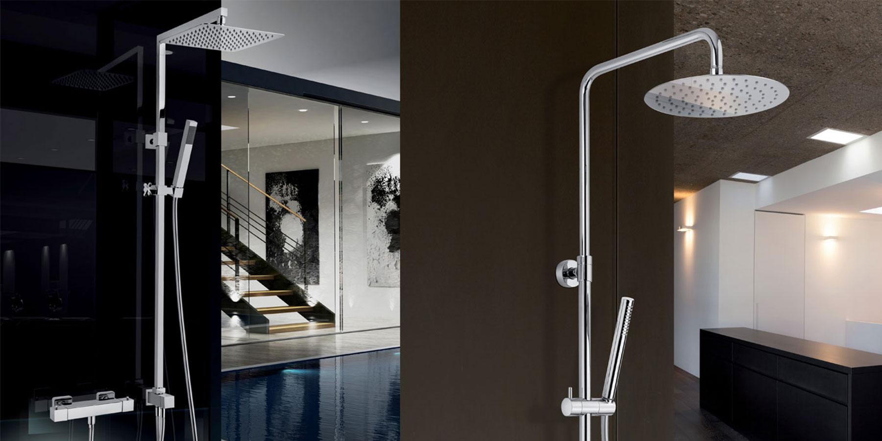 Colonna doccia: la scelta giusta per un relax in poco spazio