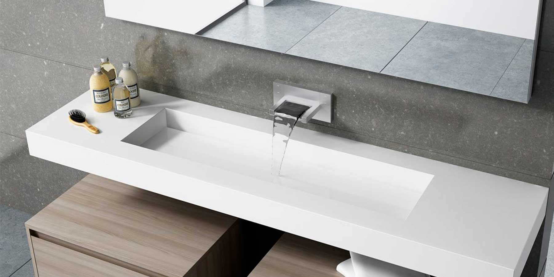 Lavabo da bagno: sceglilo del materiale più adatto alle tue esigenze