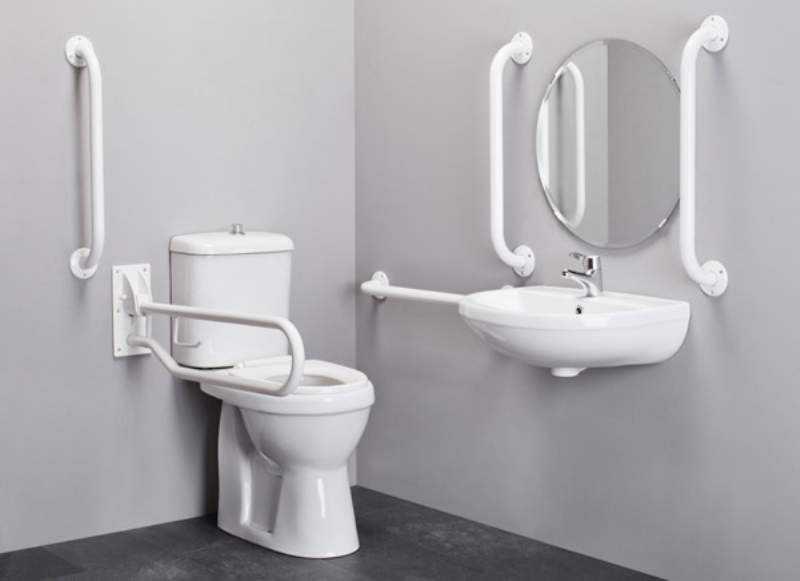 Accessori Bagno Per Anziani E Disabili.Arredare Un Bagno Per Disabili Consigli Utili