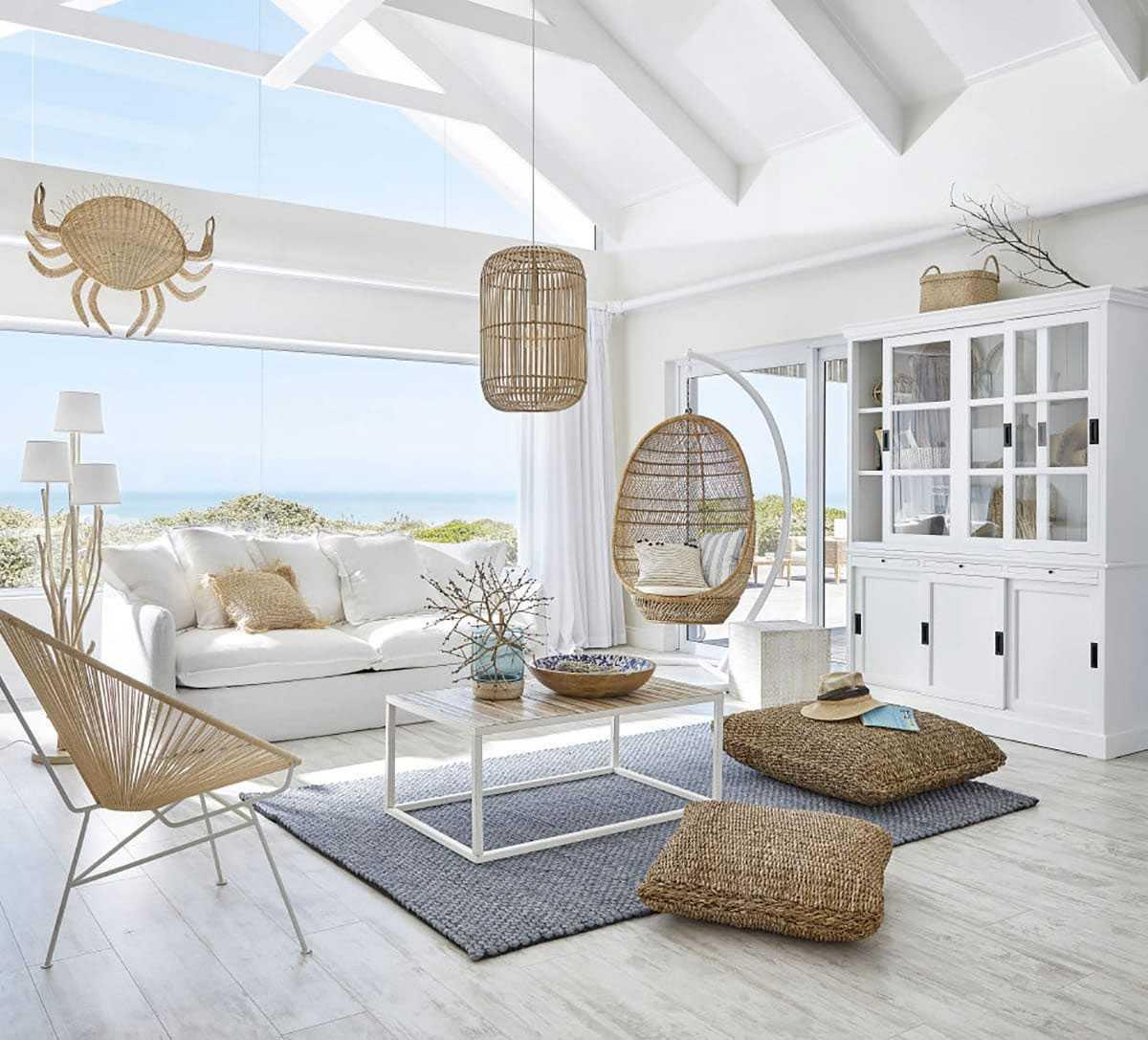 Illuminazione Per Casa Al Mare casa al mare, come progettare il bagno degli ospiti