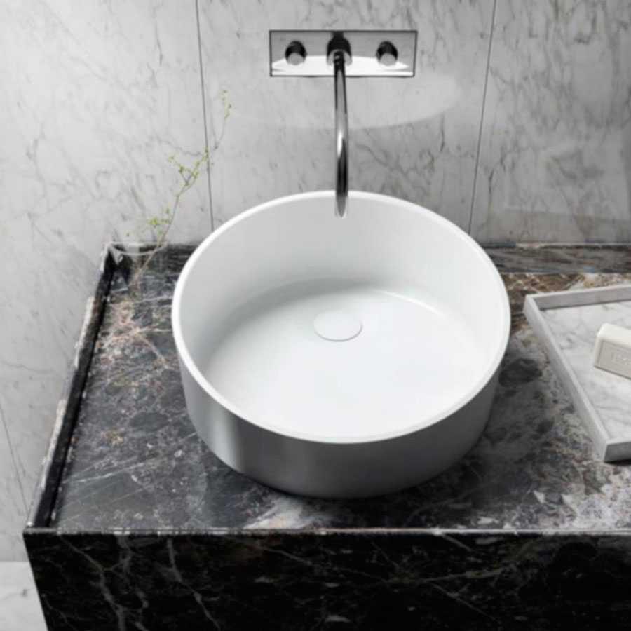 Come Pulire Il Lavabo In Resina lavabo da appoggio: tutto quello che c'è da sapere su